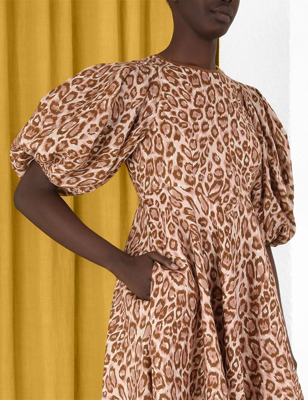 Concert Day Mini Dress