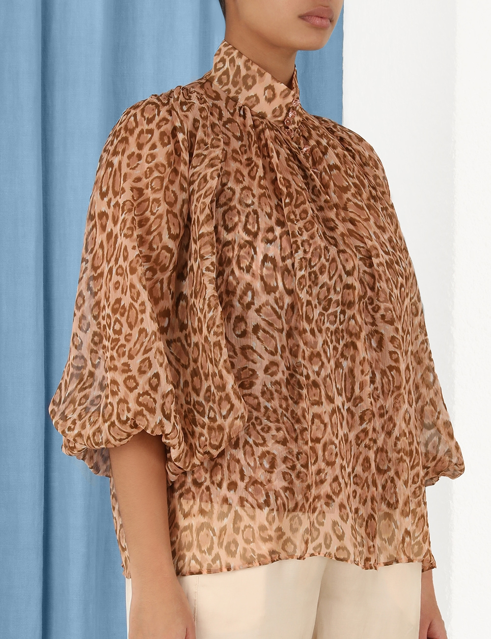 Tempo Bell Sleeve Blouse