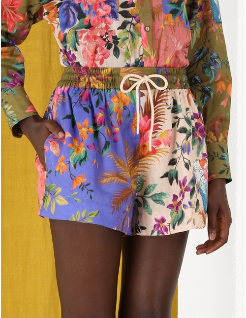 Tropicana Patched Short
