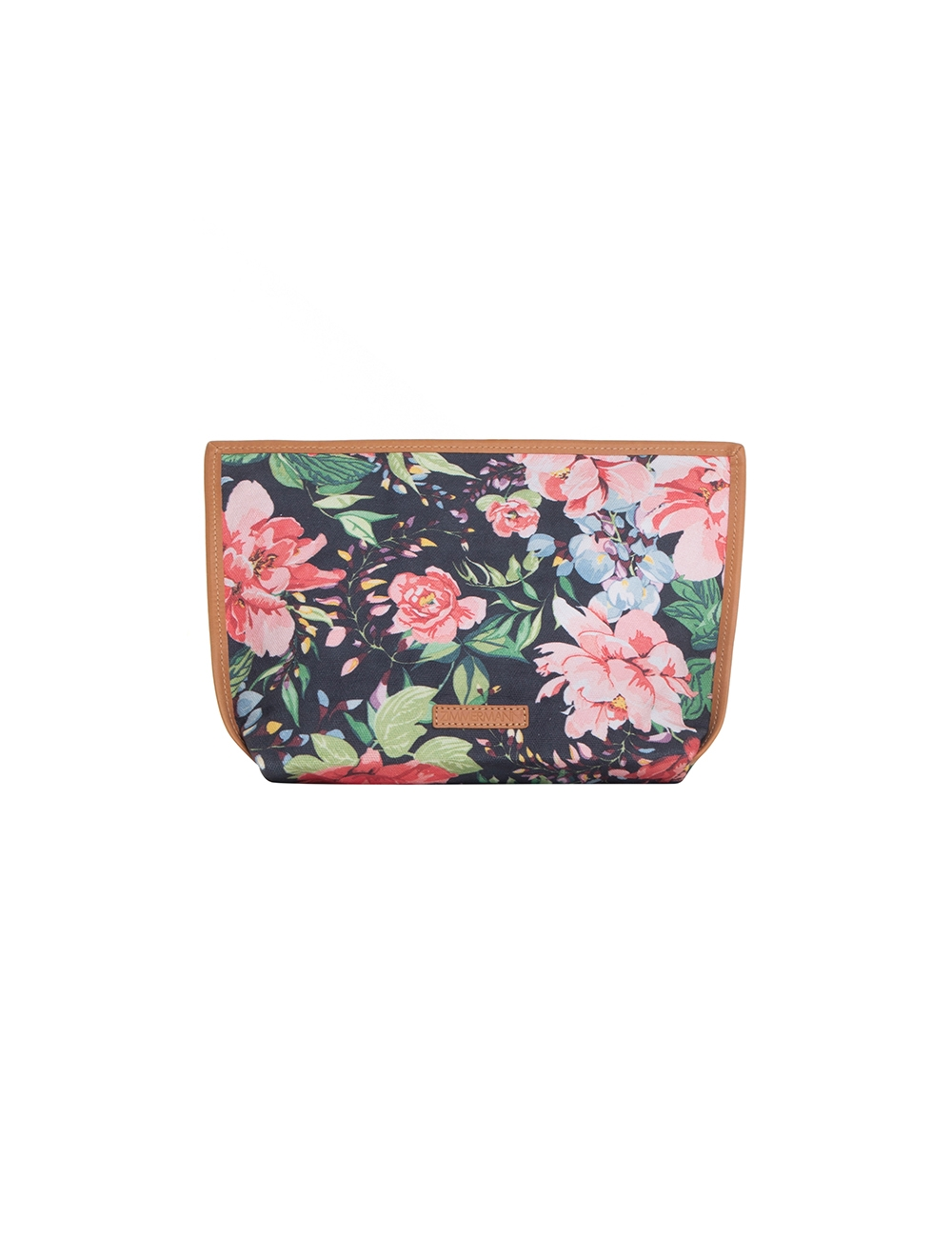 Printed Canvas Pouch