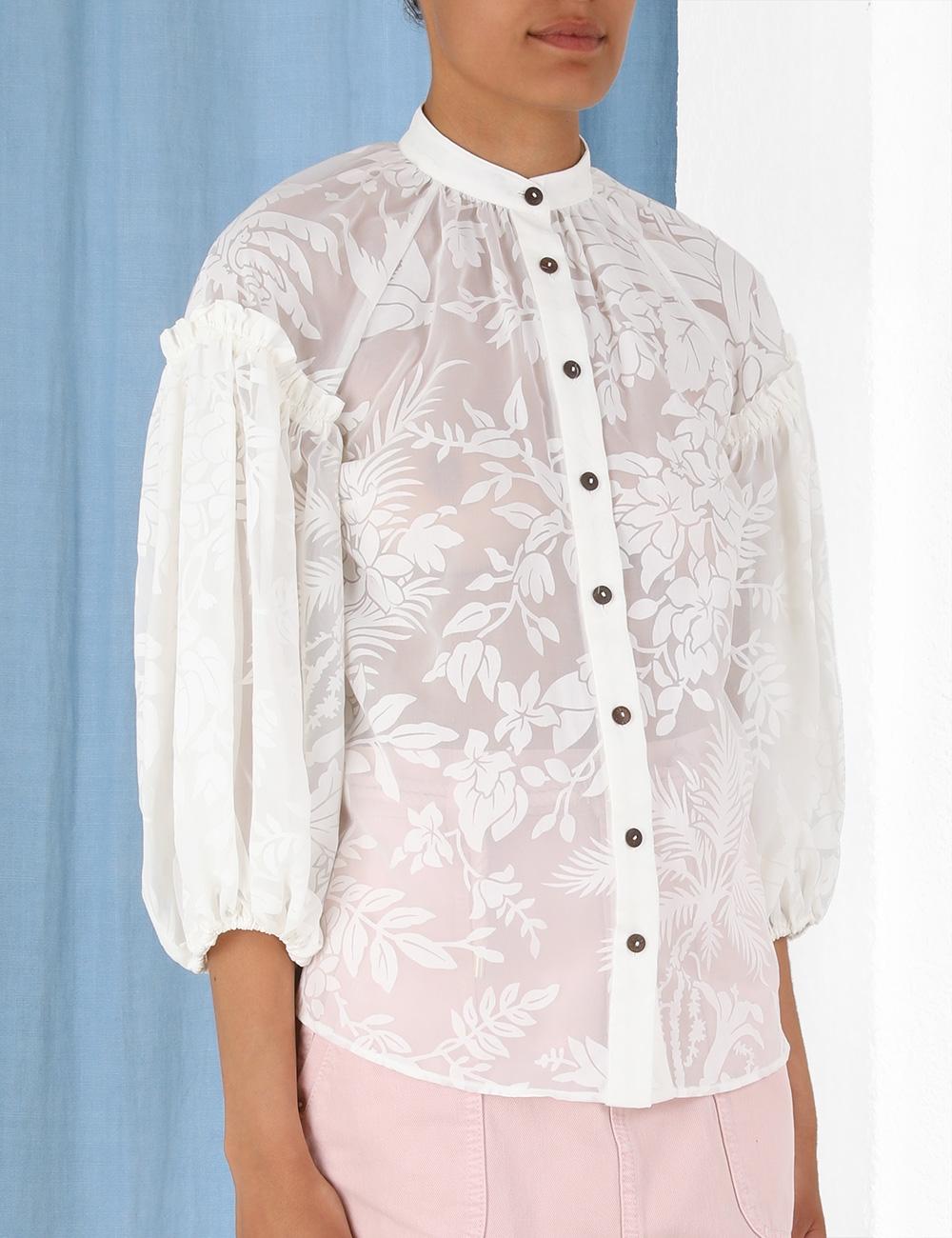 Tropicana Lantern Shirt