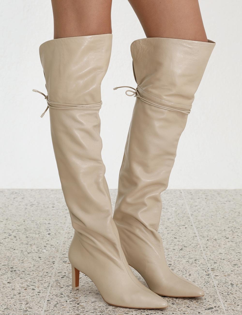 Tall Sock Boot