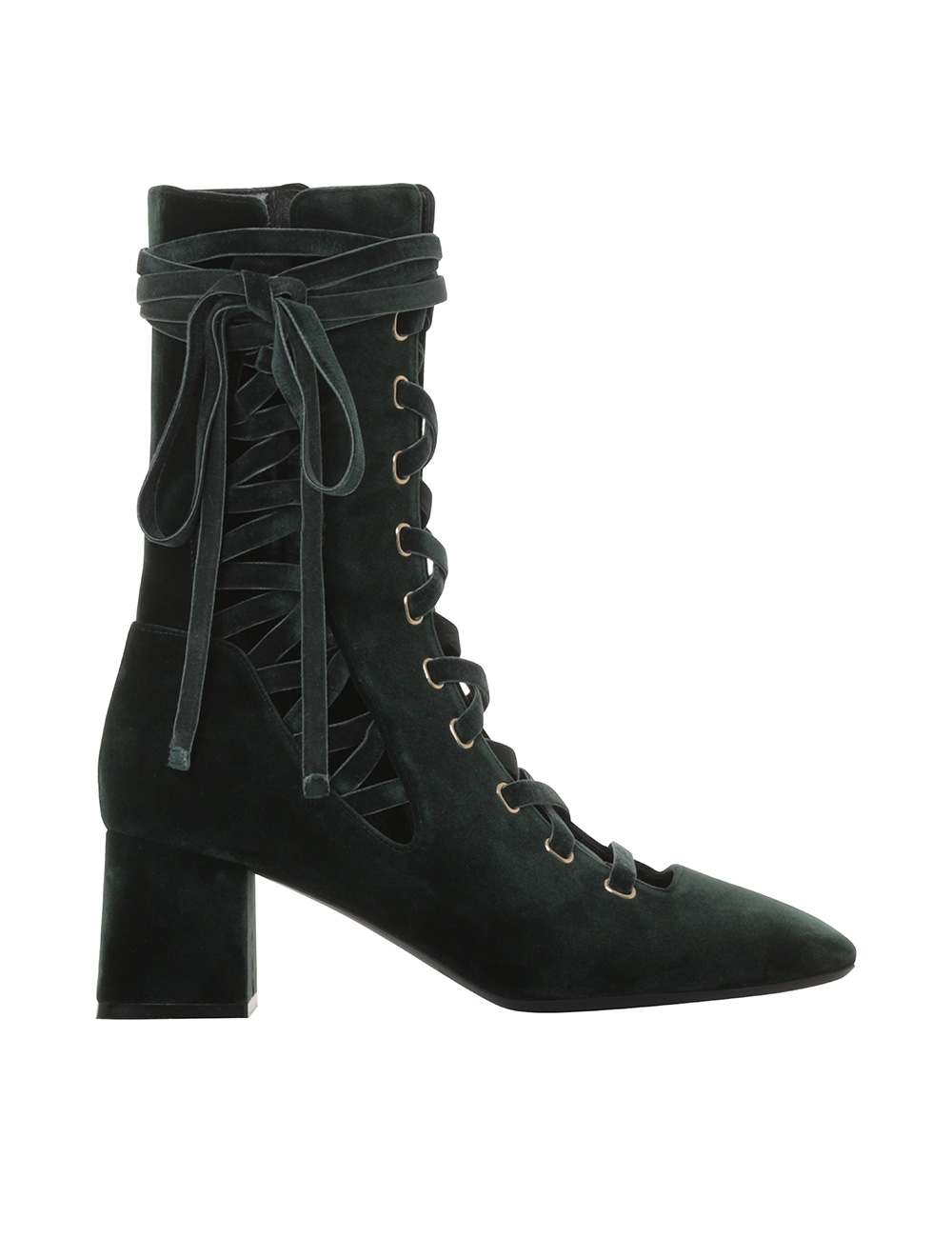 Lace up Bootie