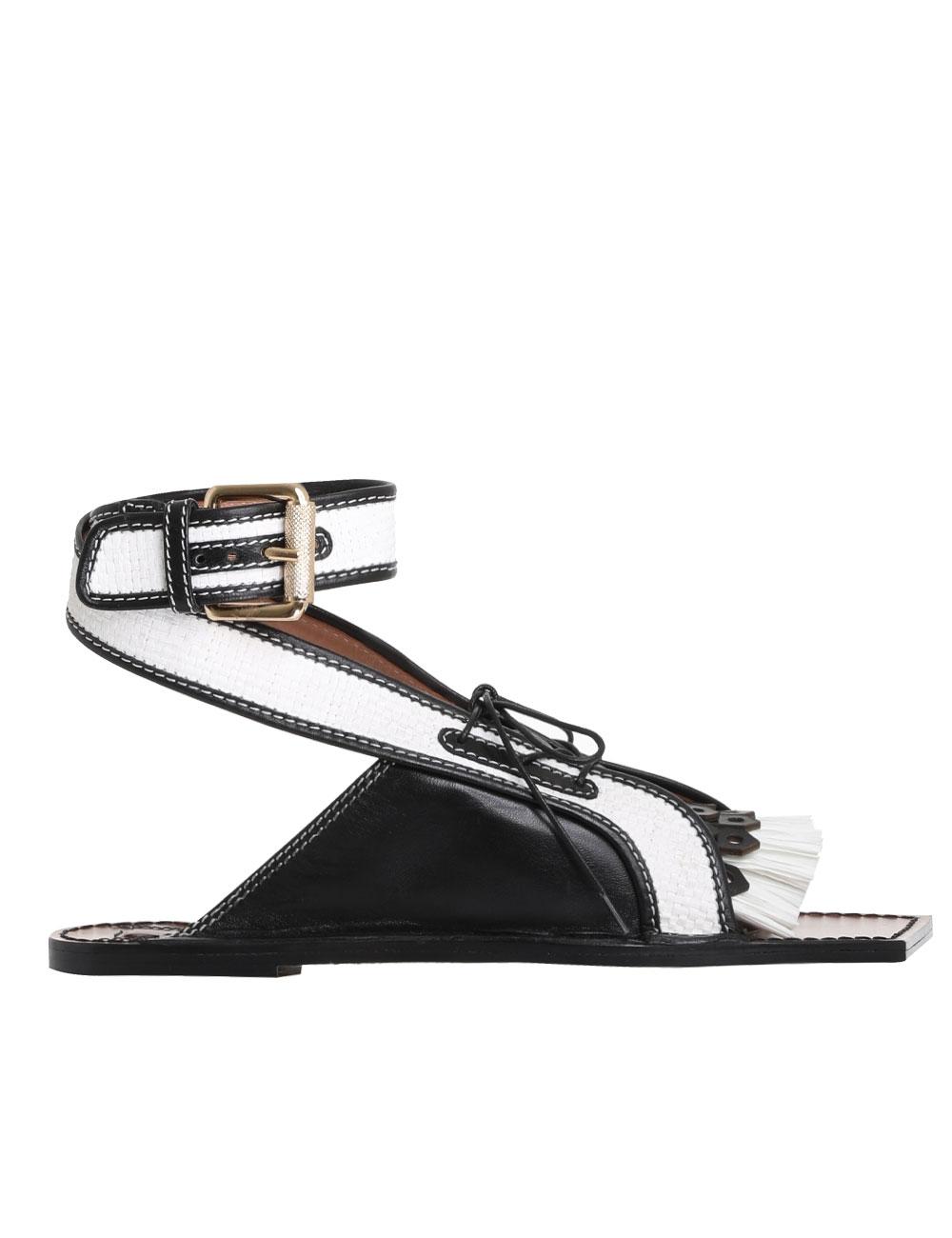 Lace Up Golf Sandal