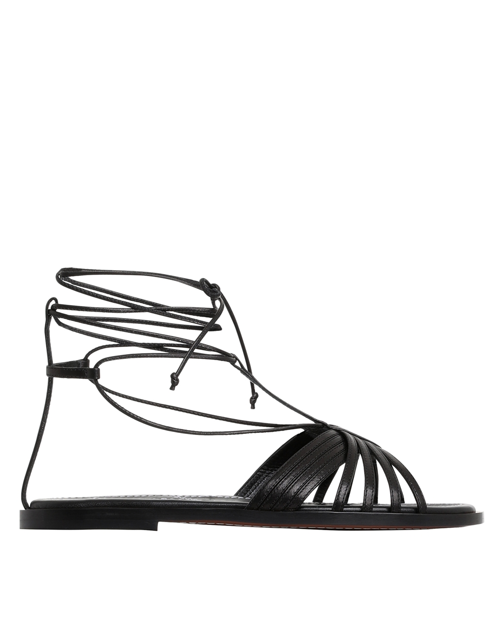 Cross Over Strappy Sandal