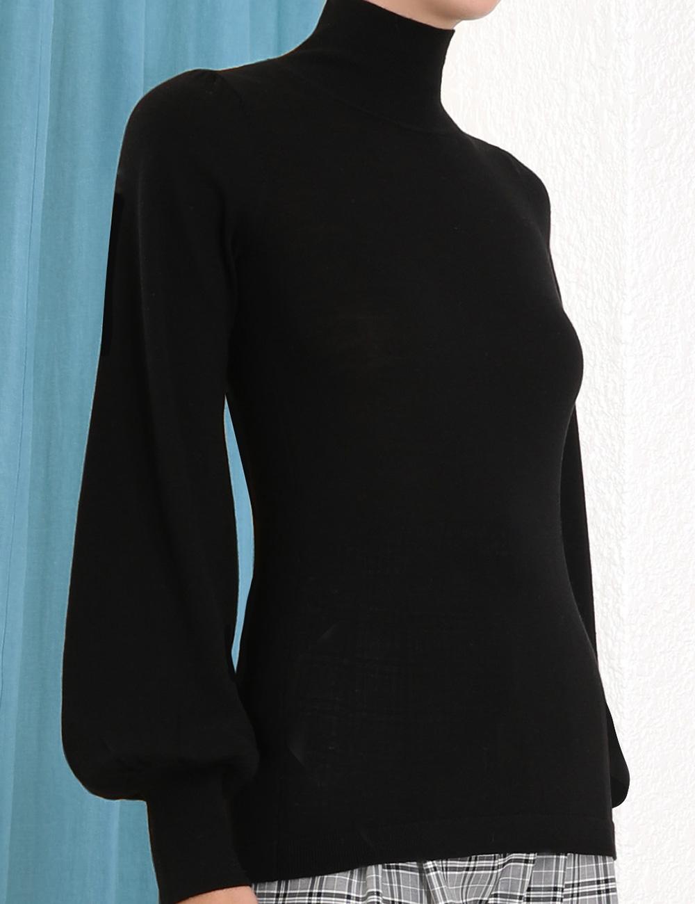 Blouson Sweater