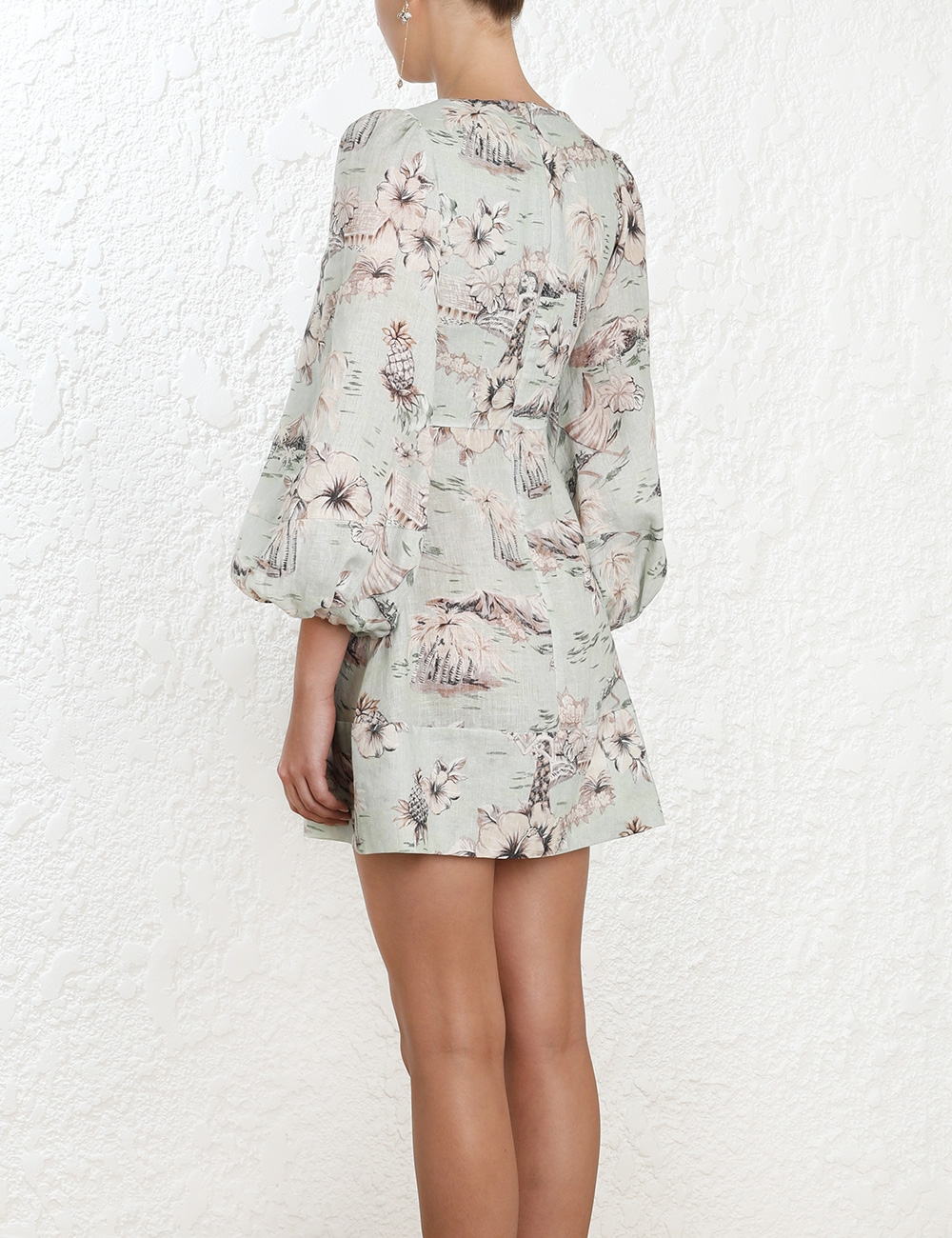Wayfarer Ring Short Dress