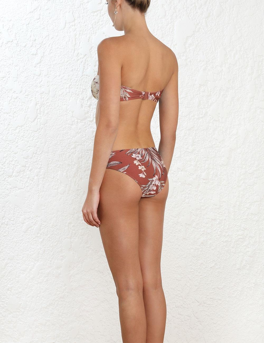 Wayfarer Ring Bandeau Bikini