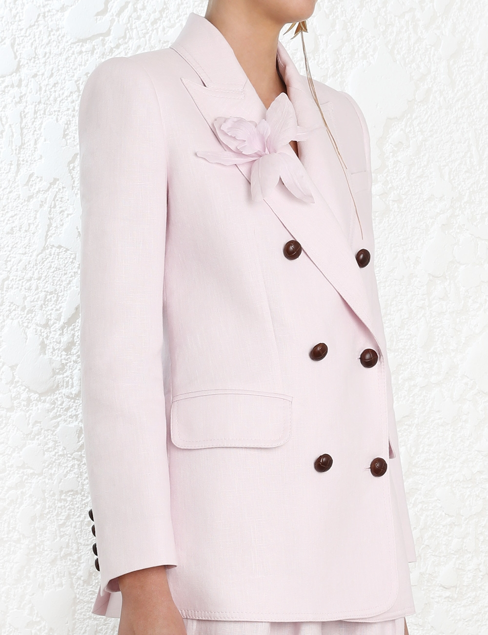 Corsage Tailored Blazer