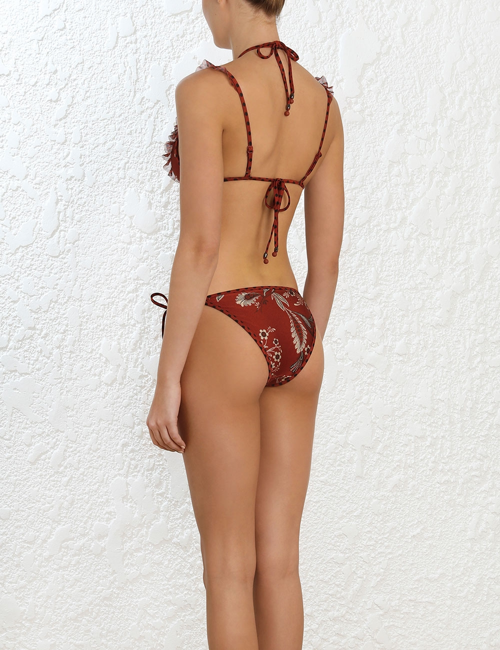 Juno Ruffle Bikini