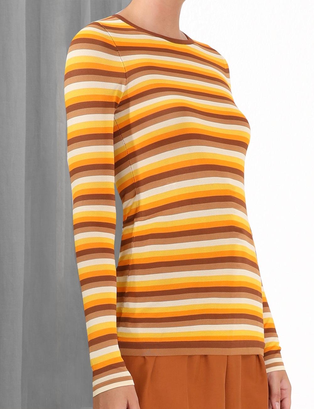 Zippy Long Sleeve Top