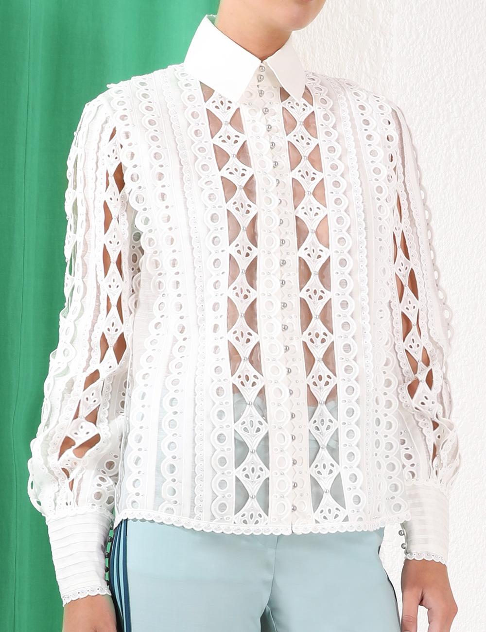 Moncur Studded Shirt