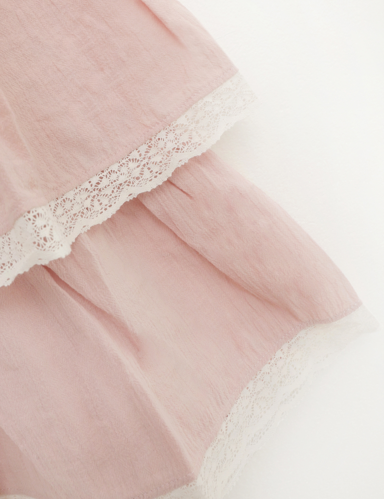 Verity Shirred Tiered Dress
