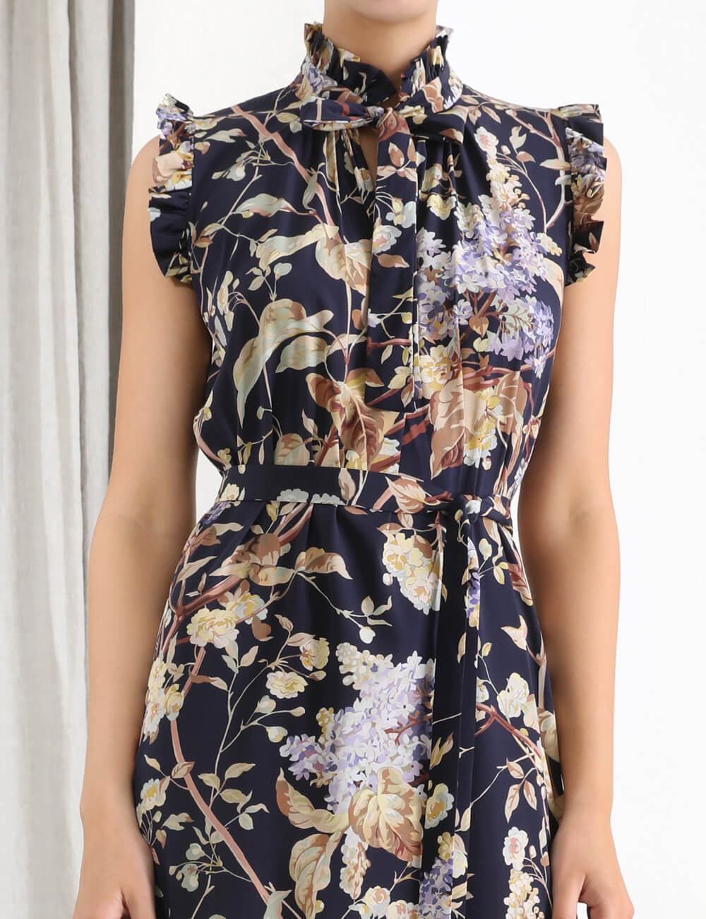 Sabotage Tie Dress