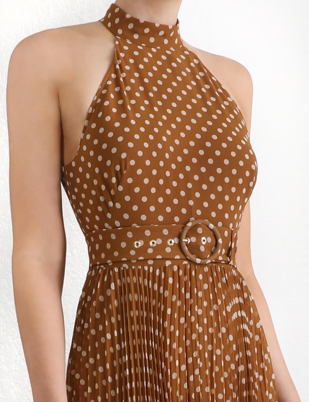 Espionage Sunray Picnic Dress