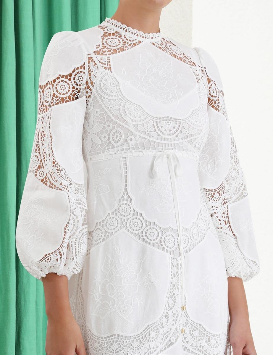 Bonita Crochet Dress