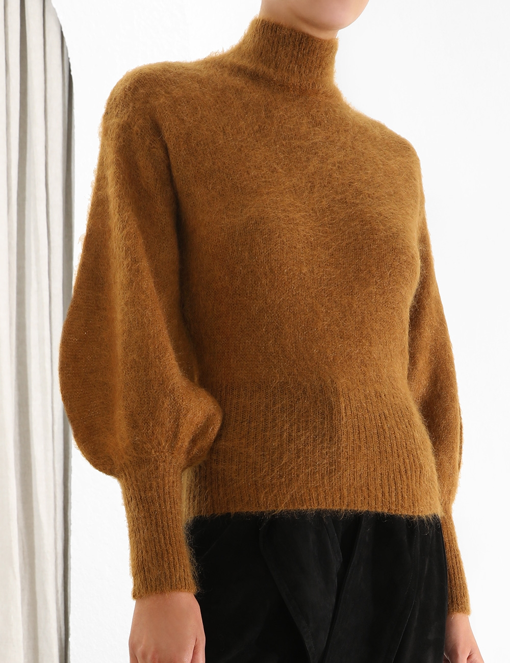 Espionage Bell Sweater