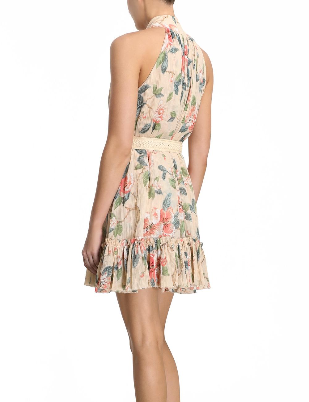 Kirra Short Halter Dress