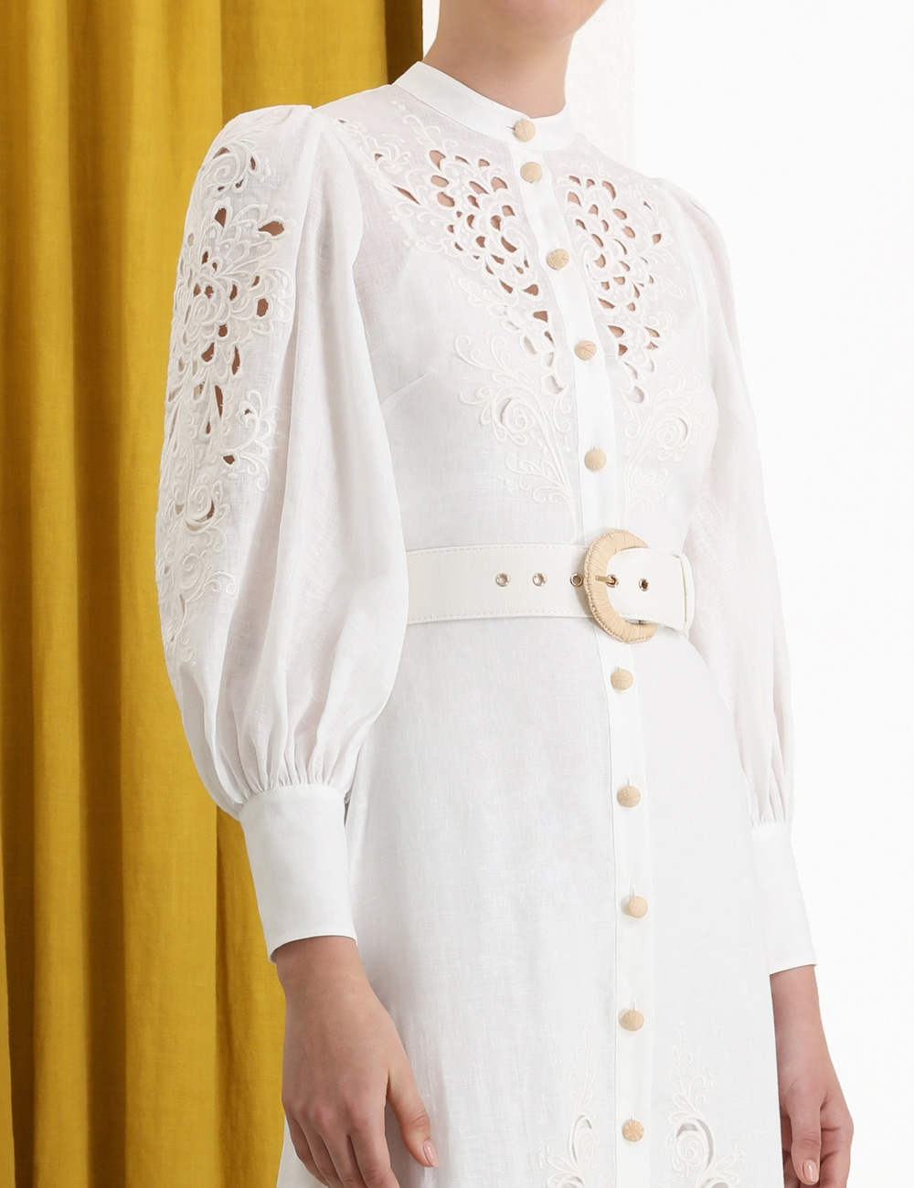 Peggy Embroidery Dress
