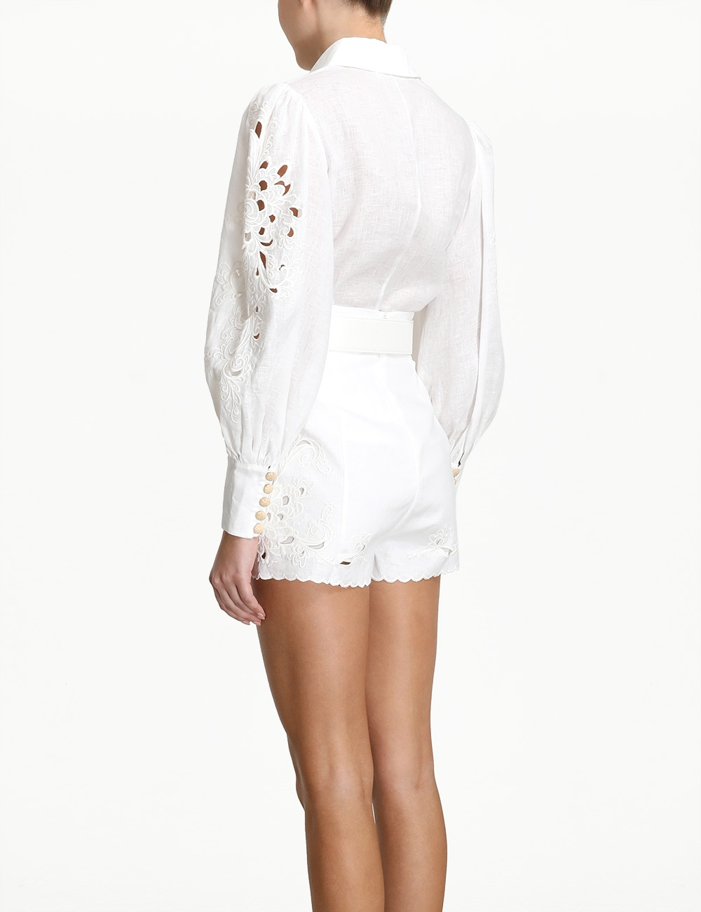 Peggy Embroidered Shirt