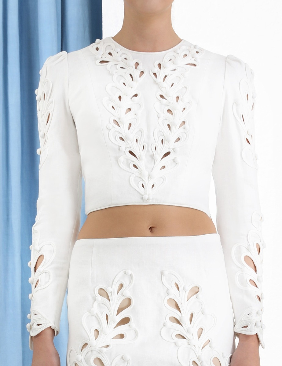 Brightside Rouleaux Bodice