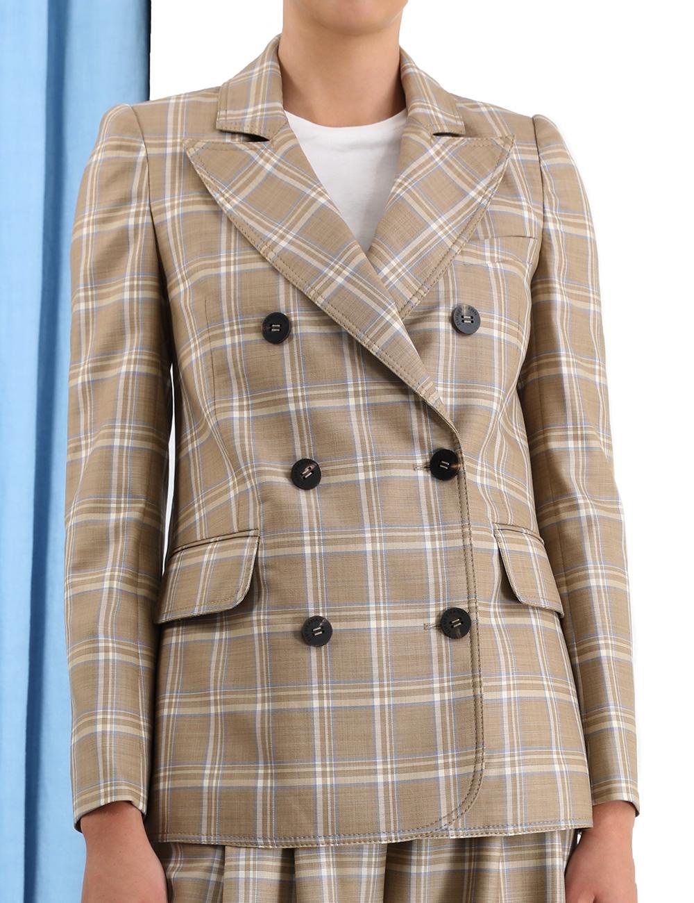 Glassy Suit Jacket