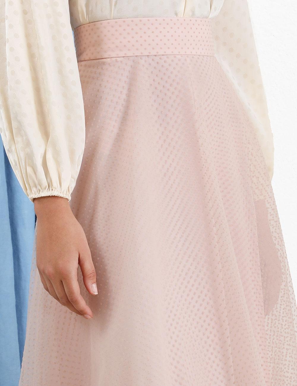 Wavelength  Ballet Skirt