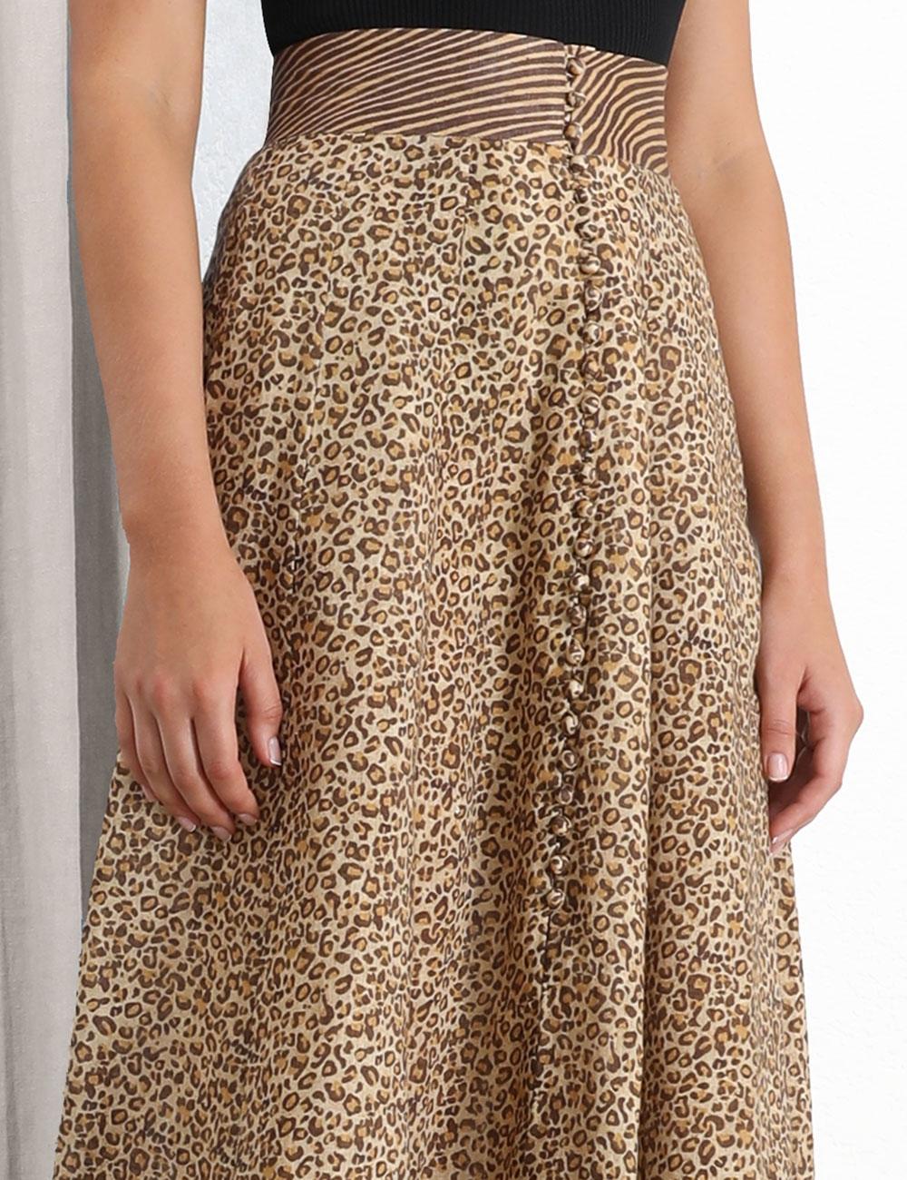 Empire Full Skirt