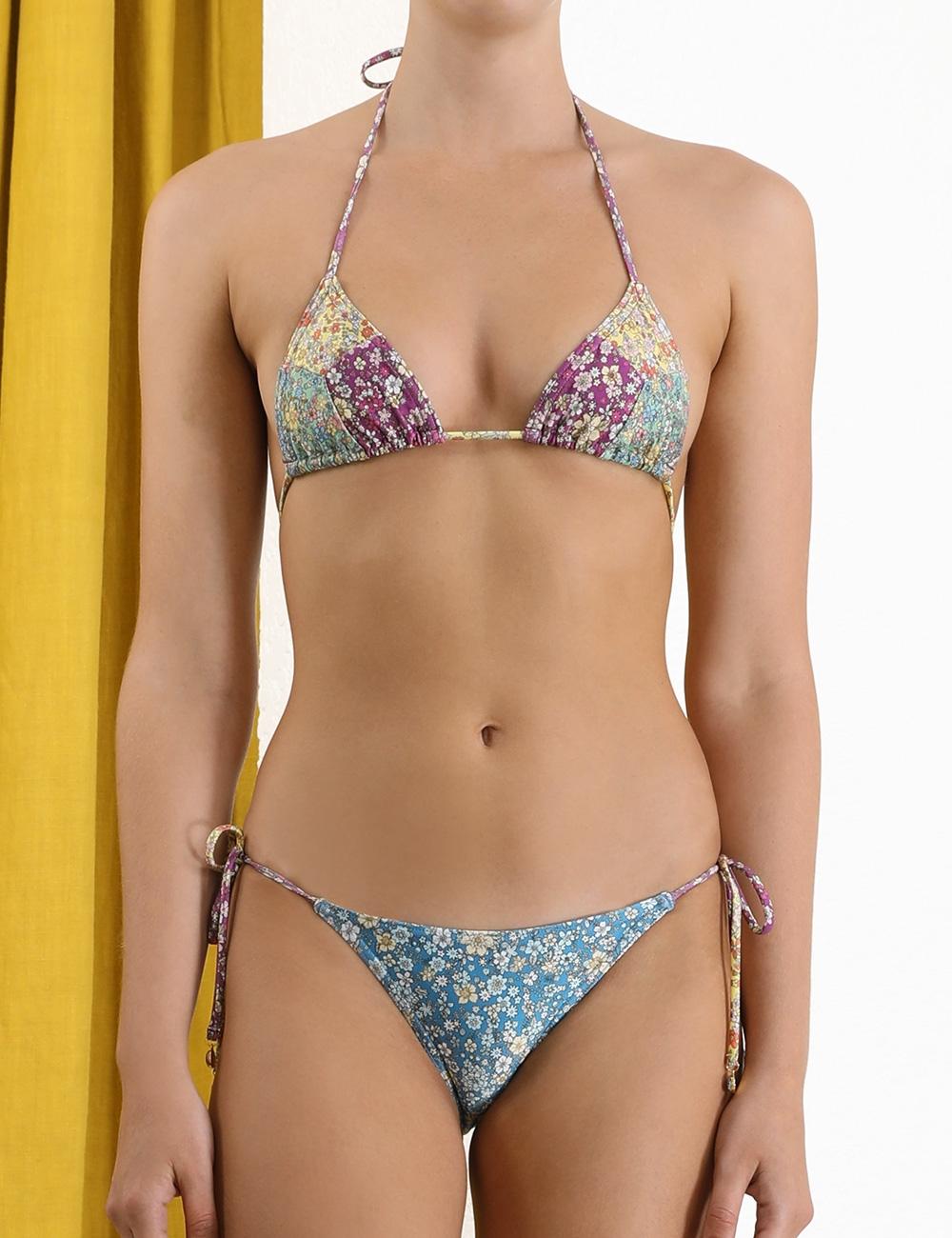 Carnaby Spliced Tri Bikini