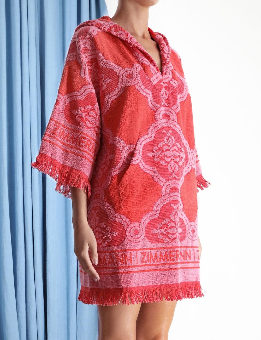 Poppy Terry Towel Dress