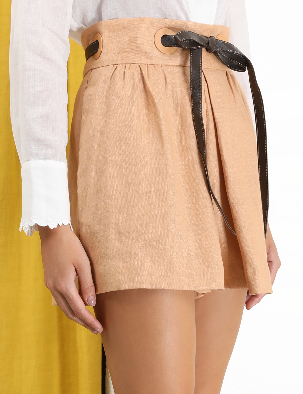 The Lovestruck Eyelet Short