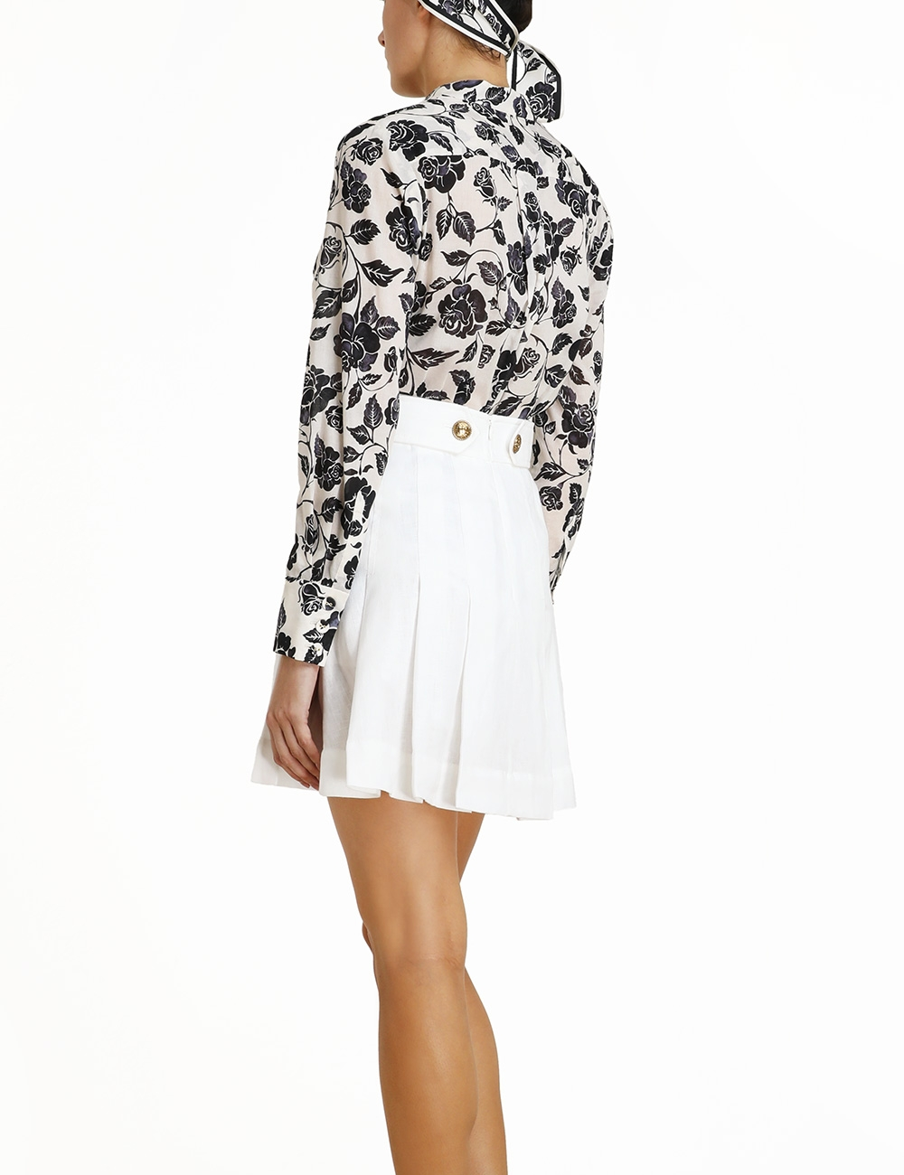 The Lovestruck Short Skirt