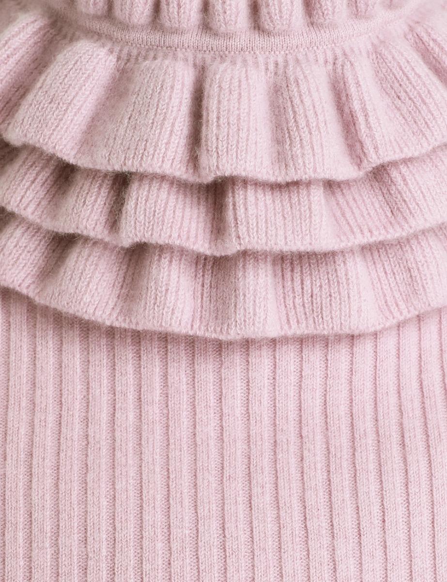 Botanica Frill Trim Knit