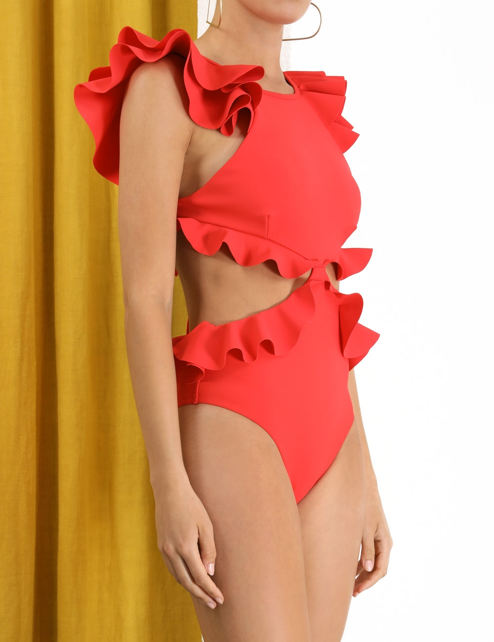The Lovestruck Frill Swimsuit