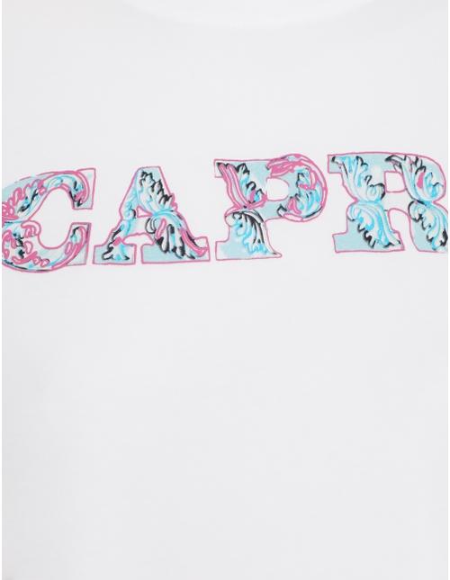 Capri Banner Tee