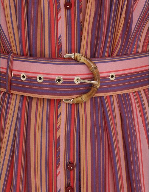 Swing Midi Dress
