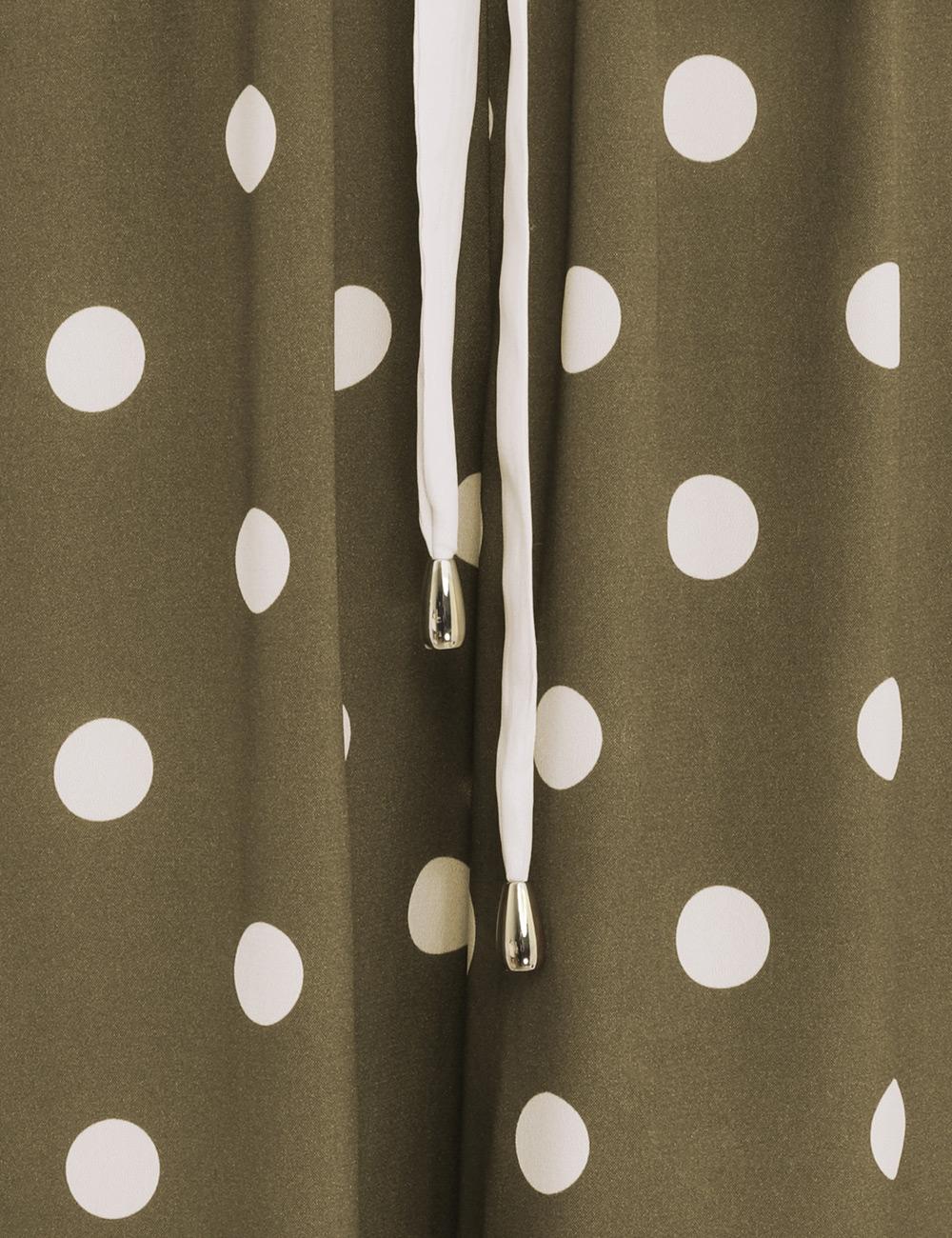 Spot Elasticated Pant