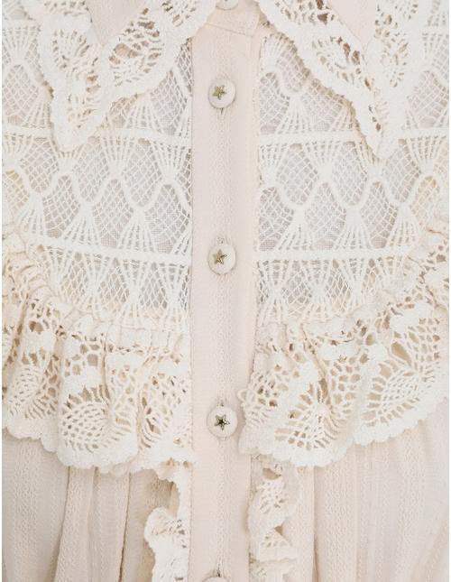 Tempo Crochet Trim Mini