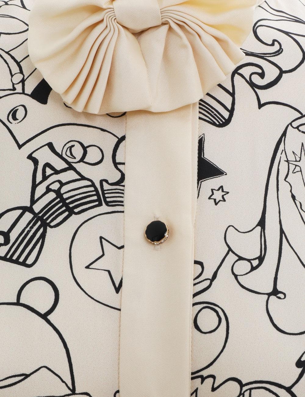 Concert Bow Tie Midi Dress