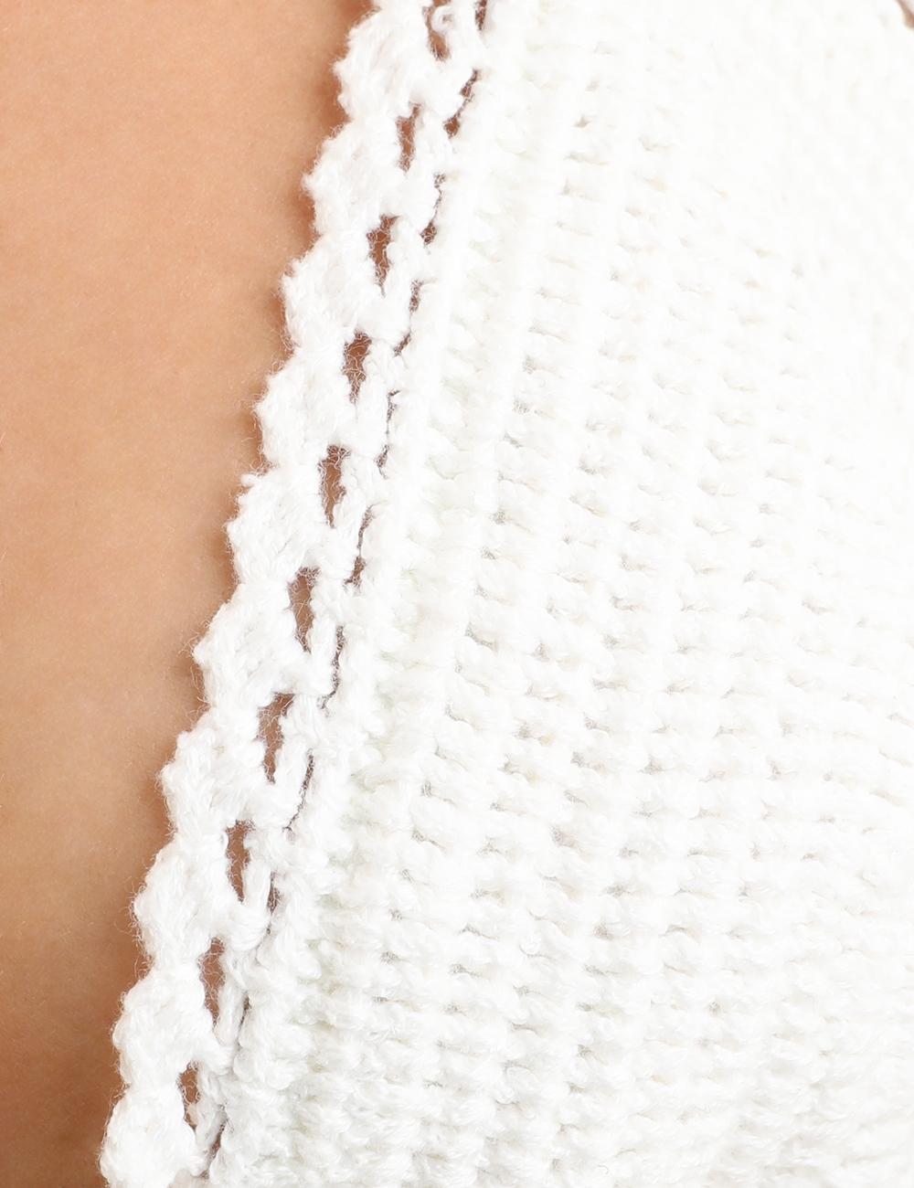 Peggy Crochet Bikini