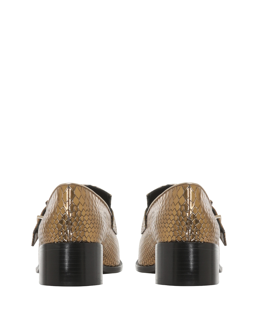Buckled Loafer