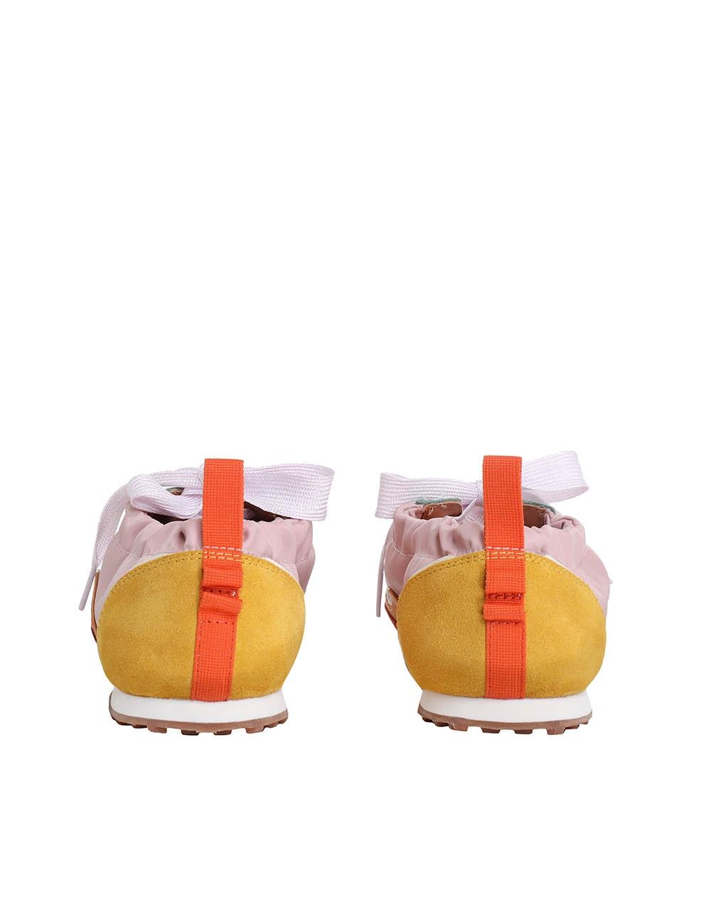 Soft Boxing Sneaker