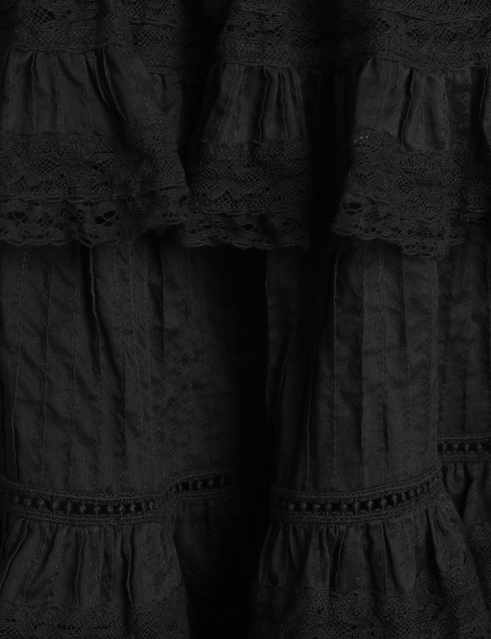 Juniper Pintuck Tie Dress