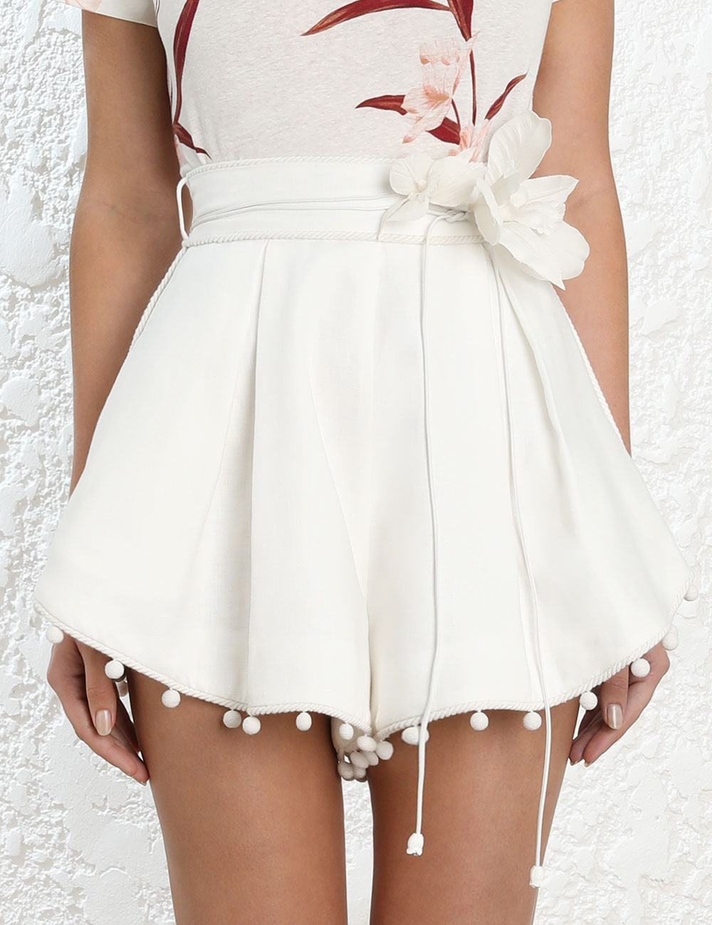 Corsage Bauble Short