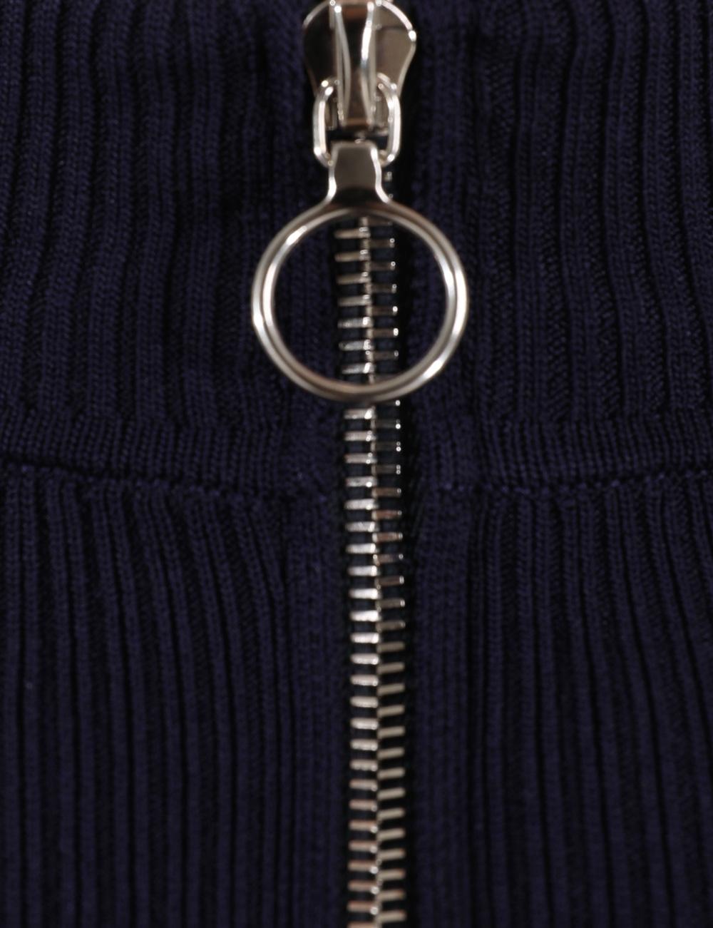 Moncur Zip Up Top