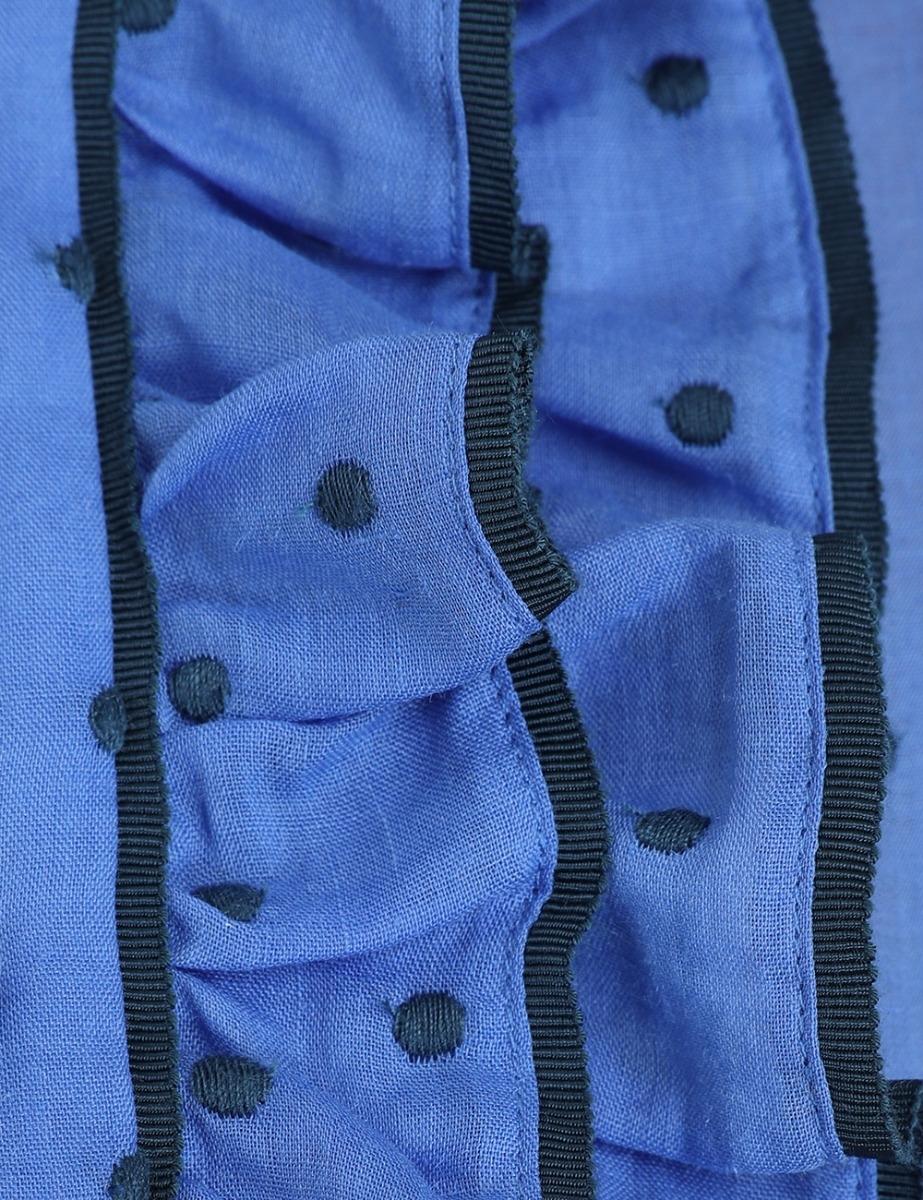 Moncur Ruffle Shirt