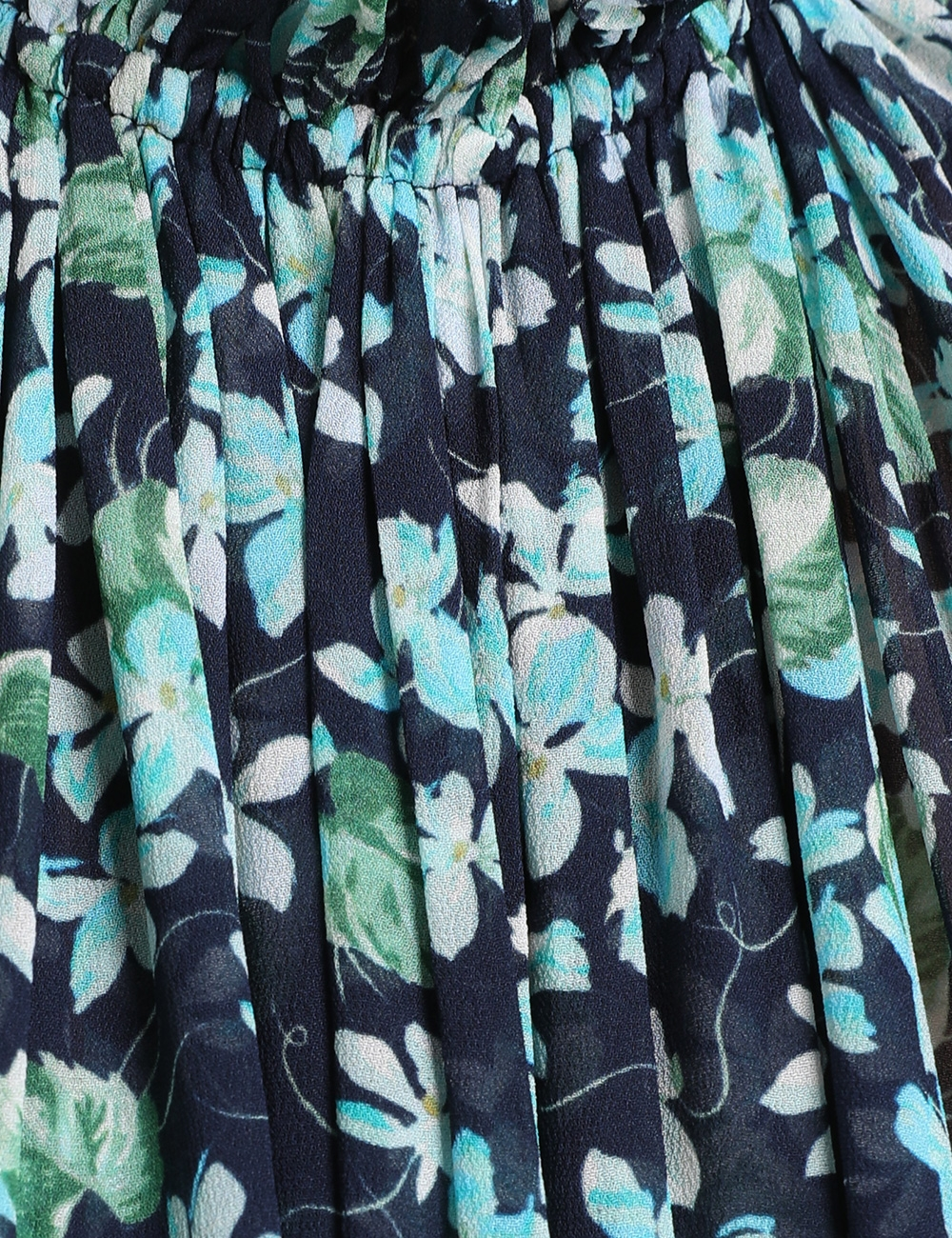Moncur Frill Dress
