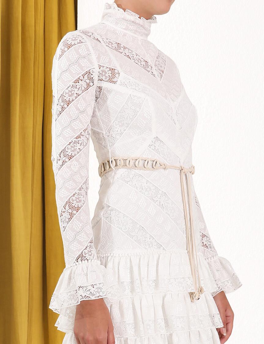 Veneto Perennial Short Dress