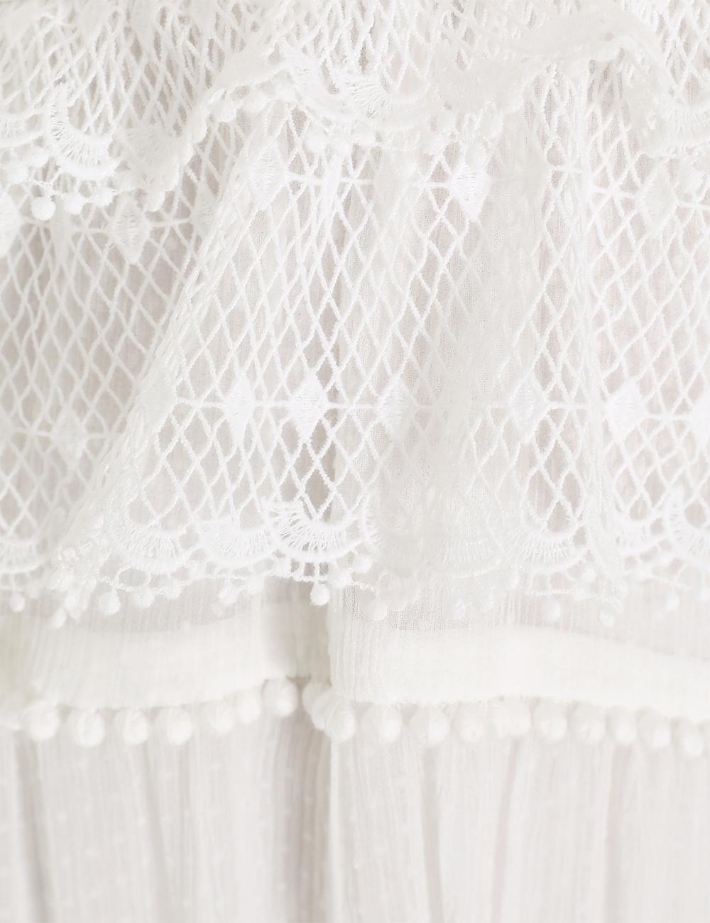 Suraya Cut Out Long Dress