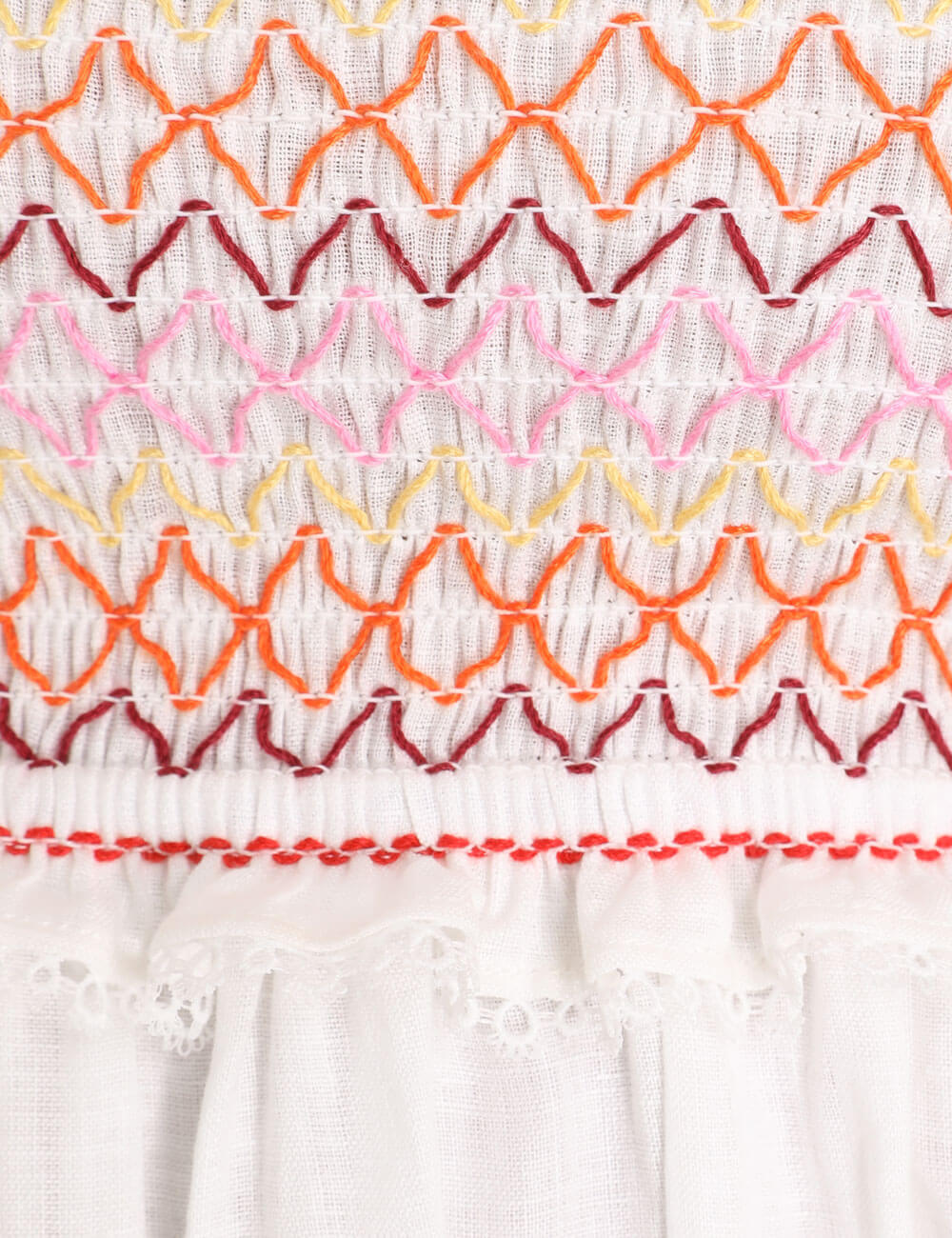 Goldie Rainbow Tie Dress